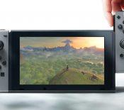 Un écran tactile multitouch pour la Nintendo Switch ?