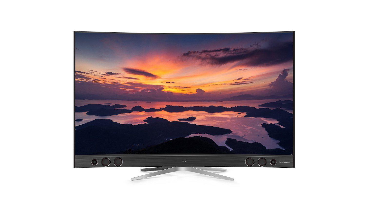 bandeau TCL TV Xclusive X1, du haut de gamme sous Android 6.0