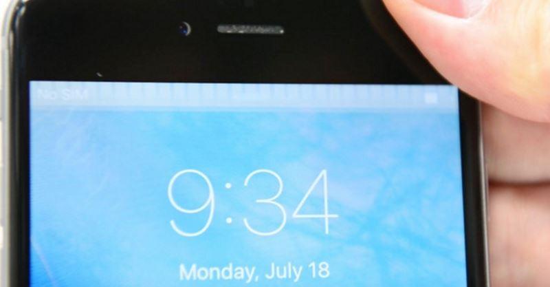 Apple iPhone 6 Plus avec problème d'affichage