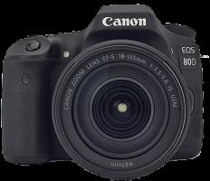 Test Labo du Canon EOS 80D : une trop légère évolution