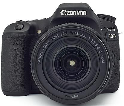 Canon EOX 80D