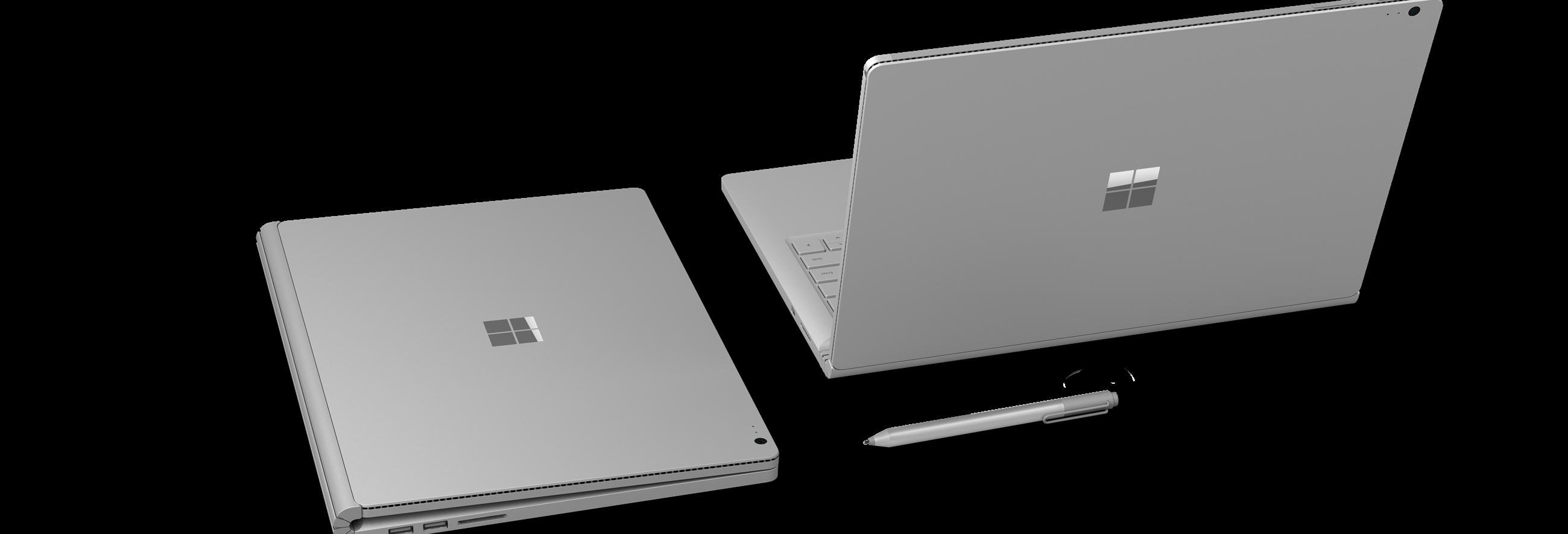bandeau Microsoft Surface Book i7 : toujours plus de puissance