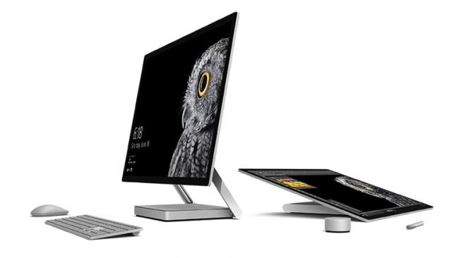 Microsoft Surface Studio PC tablette