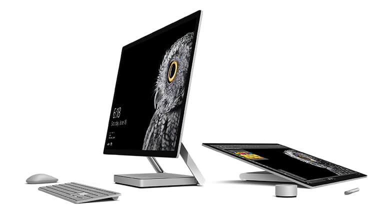 Microsoft Surface Studio PC/tablette