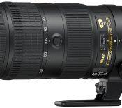 Nikon lance 2 nouveaux objectifs : 70-200 mm f/2.8 et 19 mm f/2.4