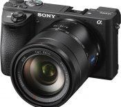 Sony présente son nouvel hybride A6500