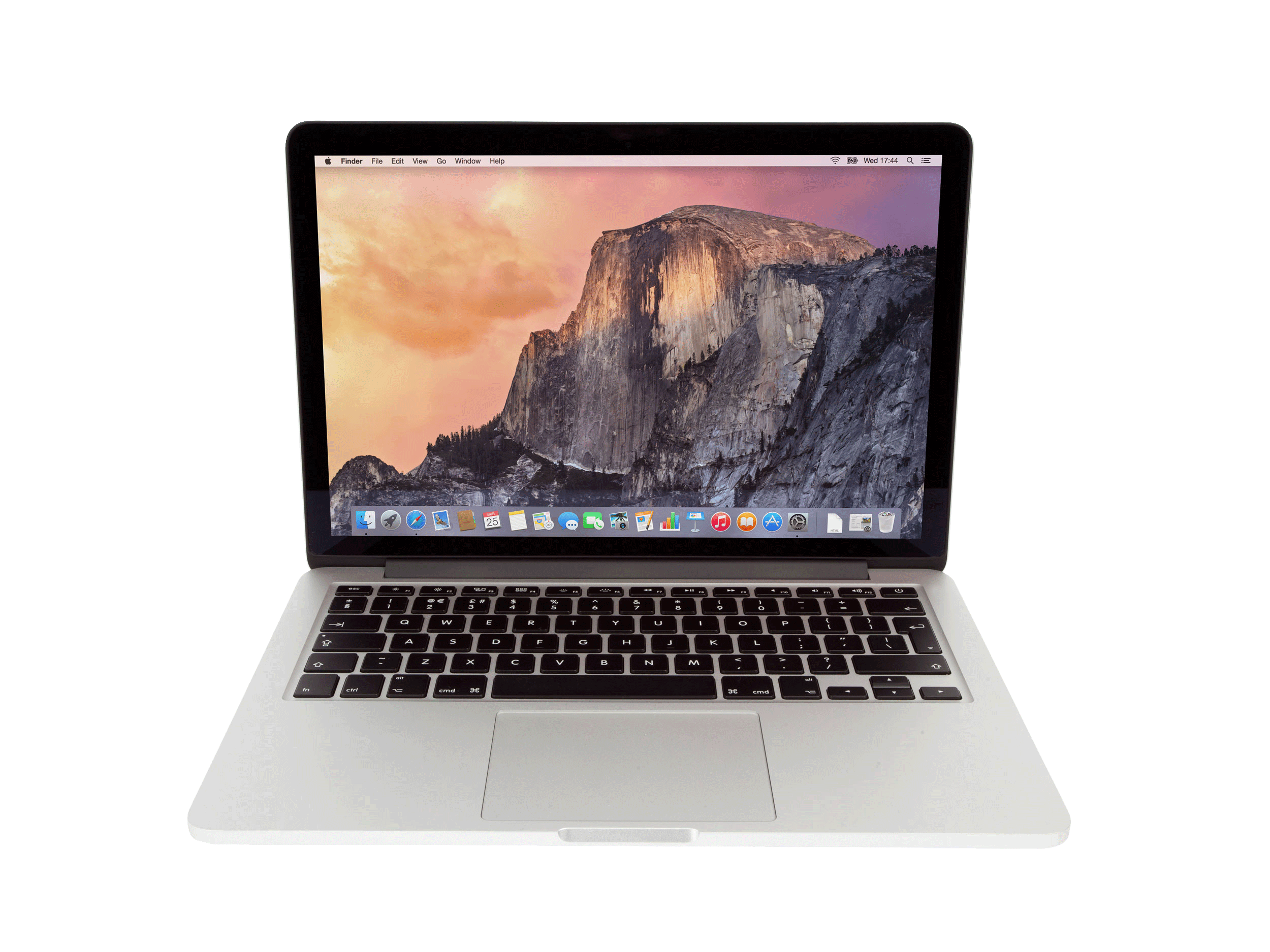 test labo fnac apple macbook pro retina 13