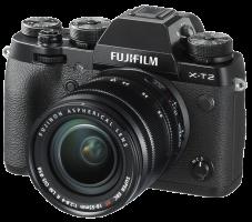 Test Labo du Fujifilm X-T2 (18-55 mm), beaucoup de modernité sous une allure vintage