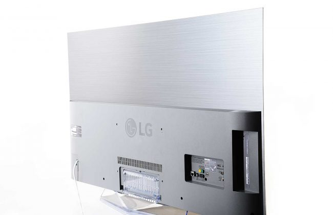 LG OLED 55B6V