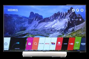 Test Labo Fnac du LG OLED 55C6V : le meilleur téléviseur OLED incurvé ?