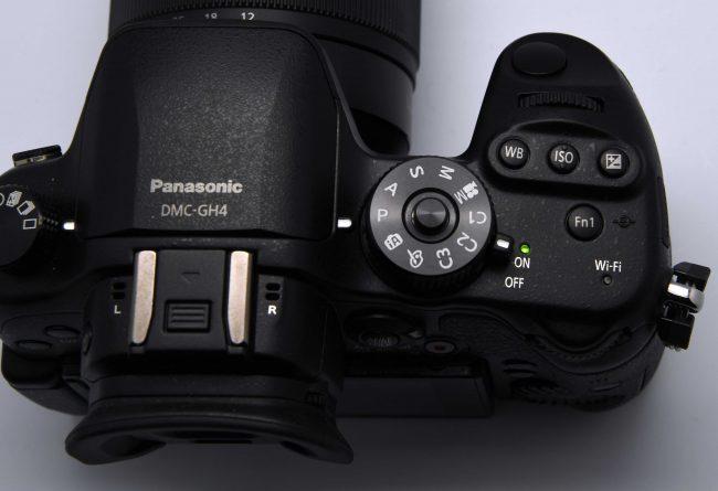 Panasonic GH4