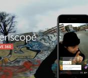 Les vidéos à 360° arrivent sur Twitter et Periscope