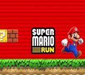 Super Mario Run disponible sur Android, et mis à jour sur iOS