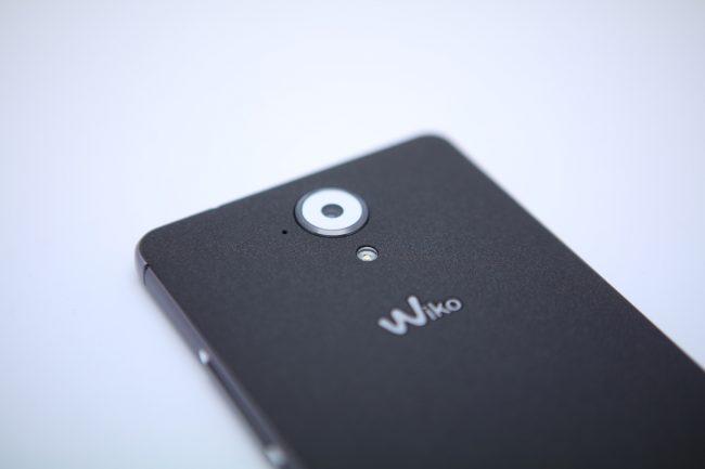 Smartphone Wiko Ufeel