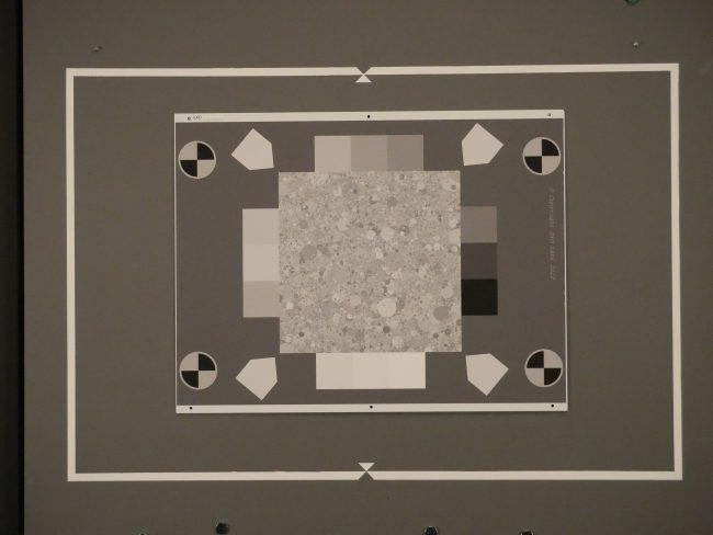 Test de textures du Panasonic GH4