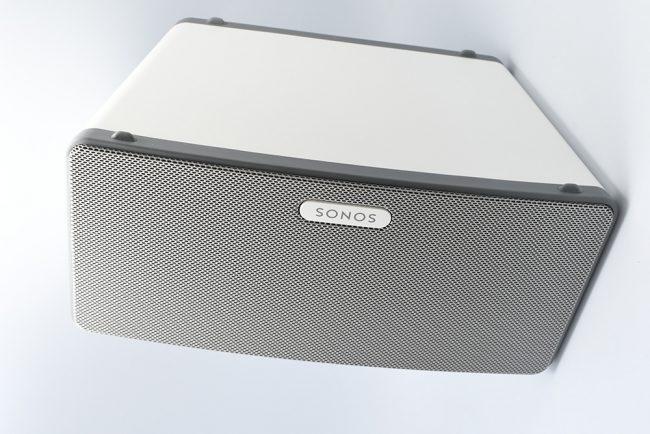 Test Labo du Sonos Play:3 : simplicité, qualité sonore, mais connectique chiche