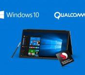 HP, Lenovo et Asus adoptent le Snapdragon 835 pour leurs PC Windows 10