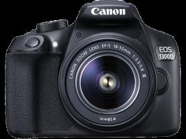 Test Labo du Canon EOS 1300D (18-55 mm) : essentiellement pour les débutants