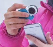 Giroptic iO, une mini caméra à 360° pour iPhone et iPad