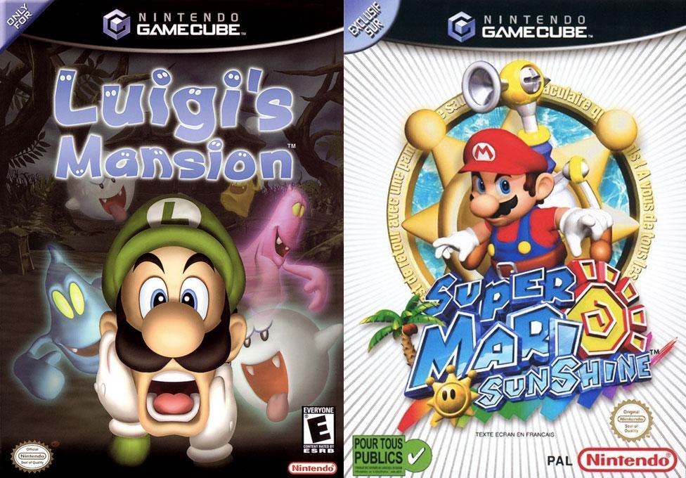 Jeux GameCube pour Swift