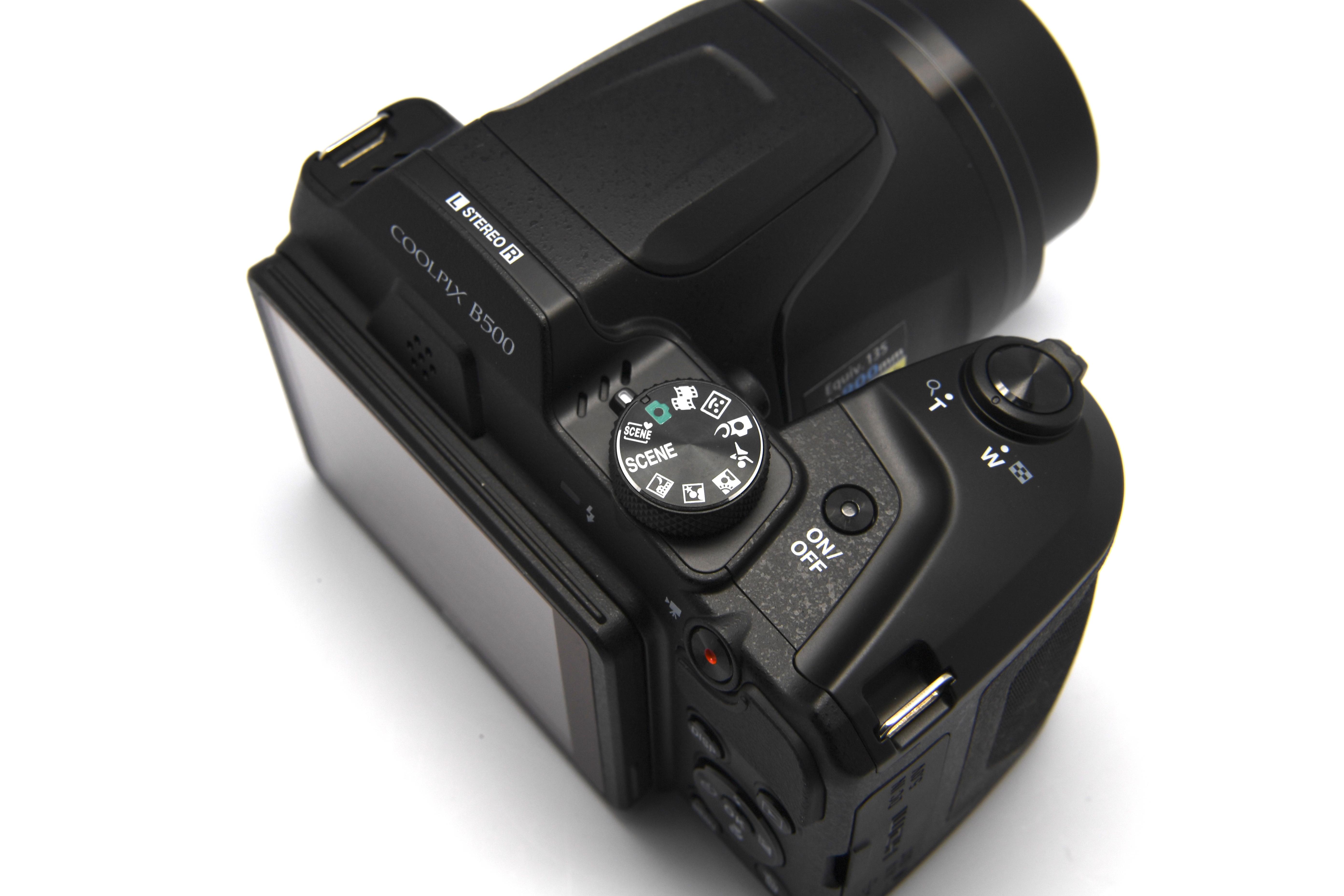 Nikon B500