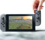 Nintendo Switch : une seconde vidéo de présentation bien plus complète