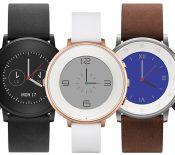 Fitbit pourrait bien acheter Pebble, le spécialiste des montres connectées