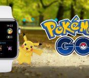 Pokémon Go s'invite enfin sur l'Apple Watch