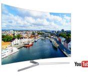 Les TV de Samsung sont désormais compatibles avec les vidéos HDR de Youtube