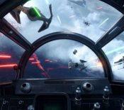 Une mission X-Wing en VR dans Star Wars Battlefront
