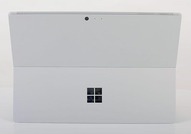 Dos de la Microsoft Surface Pro 4