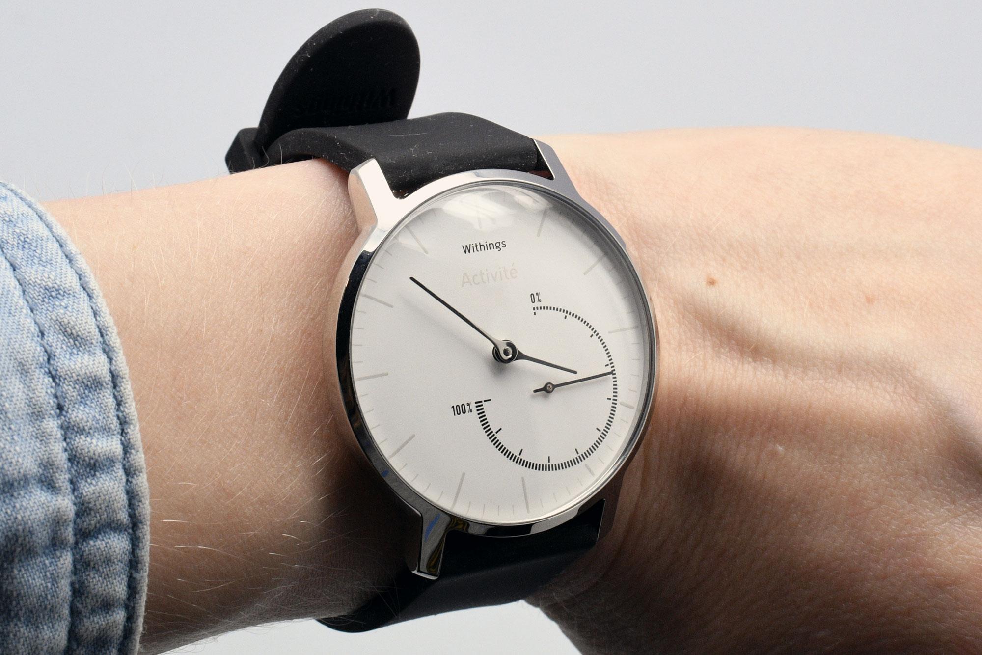test de la nokia steel   un tracker d u0026 39 activit u00e9s dans une montre classique