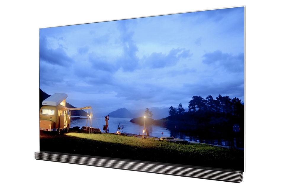Une TV OLED signée LG