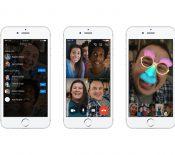 Facebook Messenger lance les appels vidéo de groupe