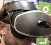CES 2017 : Lenovo présente son casque VR compatible Windows Holographic