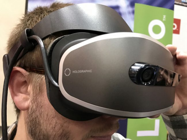 Casque de réalité virtuelle Lenovo