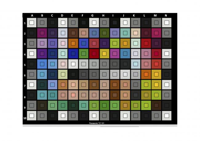 Color Checker