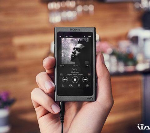 Sony NW-A35, un Walkman pour l'audio Hi-Res