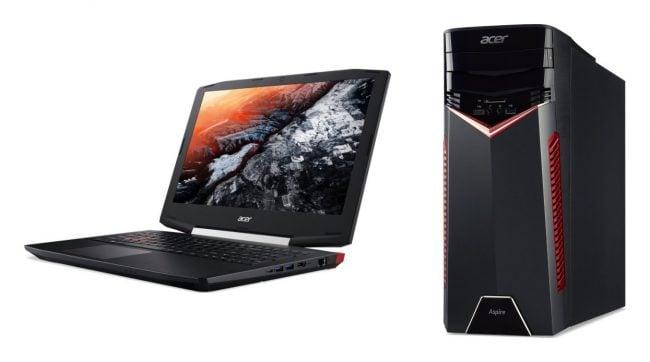 Acer Aspire VX & Aspire GX