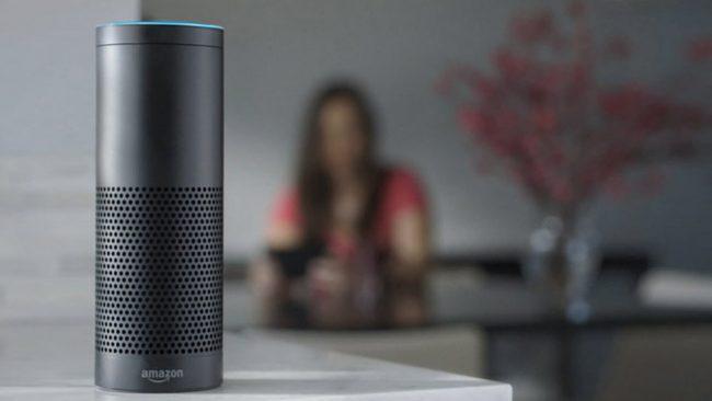 L'Amazon Echo