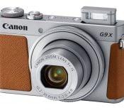 CES 2017 : Canon présente le PowerShot G9 X Mark II, son nouveau compact expert