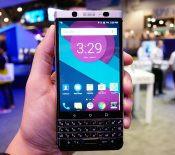 CES 2017 – 1ère prise en main du BlackBerry Mercury