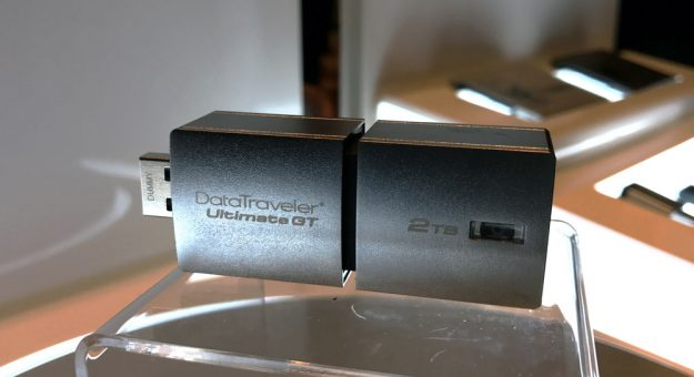 Kingston Data Traveler