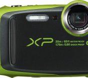 CES 2017 : Fujifilm annonce le FinePix XP120, son nouveau compact tout-terrain