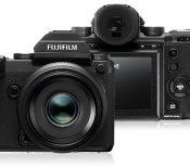 Fujifilm GFX 50S : un hybride moyen-format de 51 mégapixels