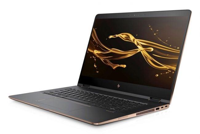 HP Spectre x360 2017