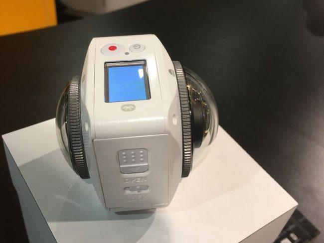 Kodak Pixpro Orbit360 4K VR