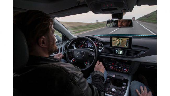 TomTom conduite autonome