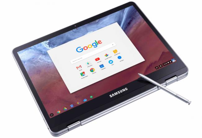 Samsung Chromebook 2017