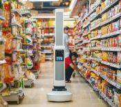 Avec le robot Tally, Intel gère les stocks des grandes surfaces